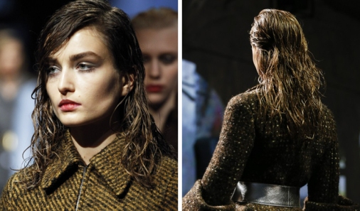 hair-styles-and-looks-for-fall-winter-2014-the-wet-look