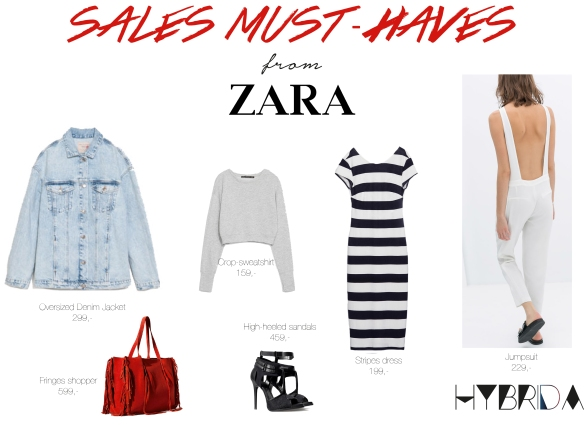 Sales must haves